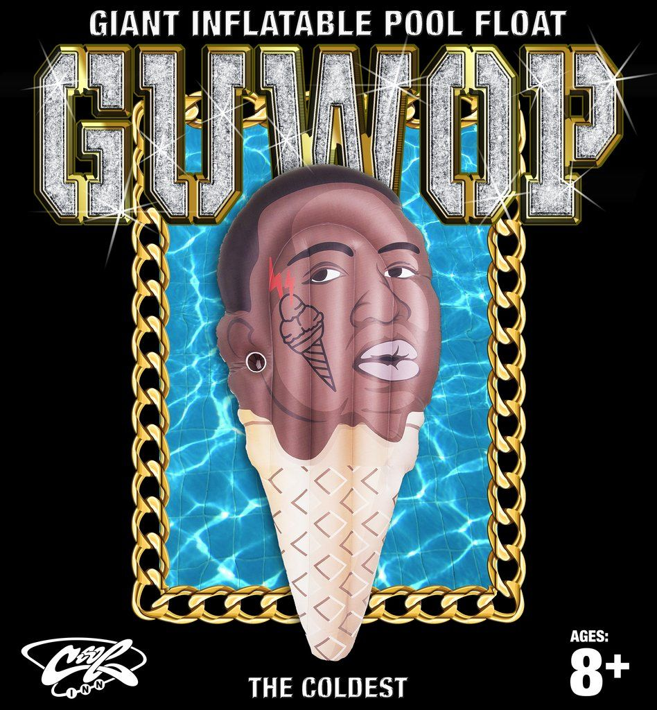 GUWOP - Gucci Mane Pool Float | Pinterest | Pool floats, Gucci and ...