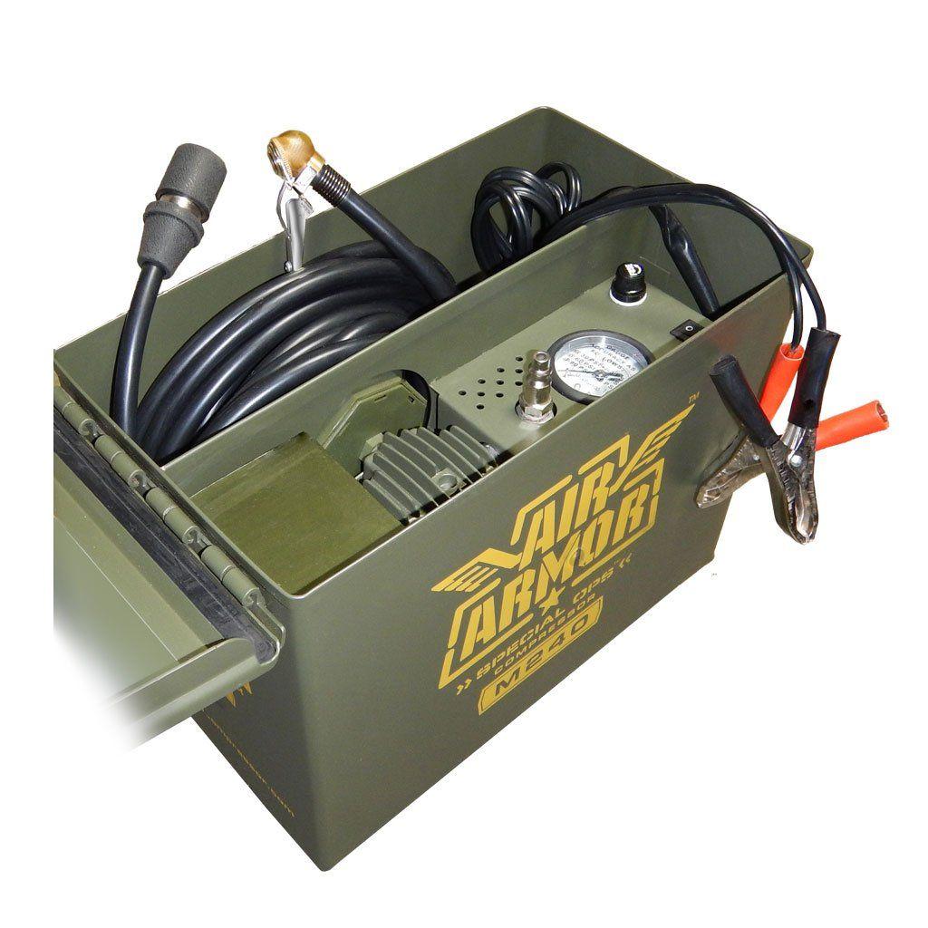Tire Inflator Air Armor M240 Portable air compressor