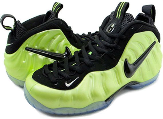 new products c911a 9b279 foamposite electric - Google Search Green Foamposites, Air Foamposite Pro, Foam  Posites, Kicks