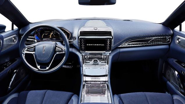 2016 Lincoln Continental Concept This Is It