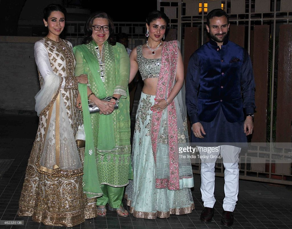 Saif Ali Khan And Kareena Kapoor Wedding Pictures