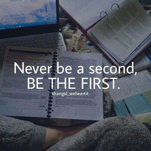 Be the first  discovered by KhanGal_WeHeartIt