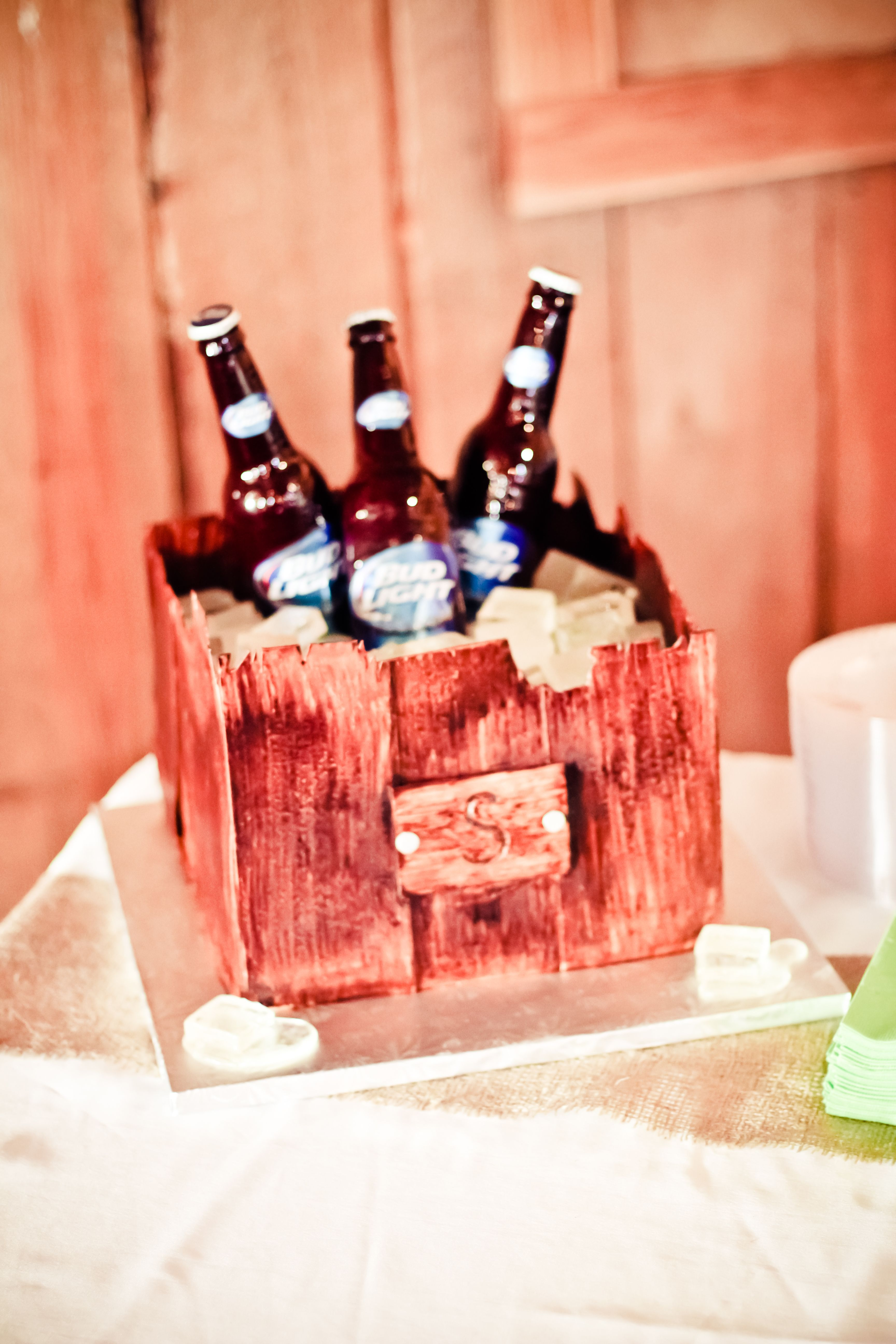 Pin By Stephanie Sullivan On Wedding Favorites Grooms Cake Beer Themed Wedding Fathers Day Cake