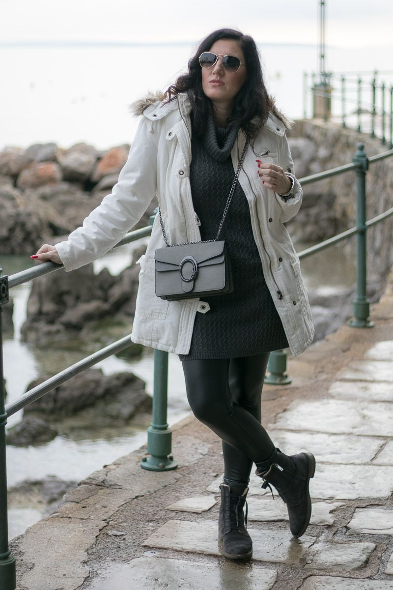 OUTFIT: Marc O'Polo Boots meine neuen Winterstiefel