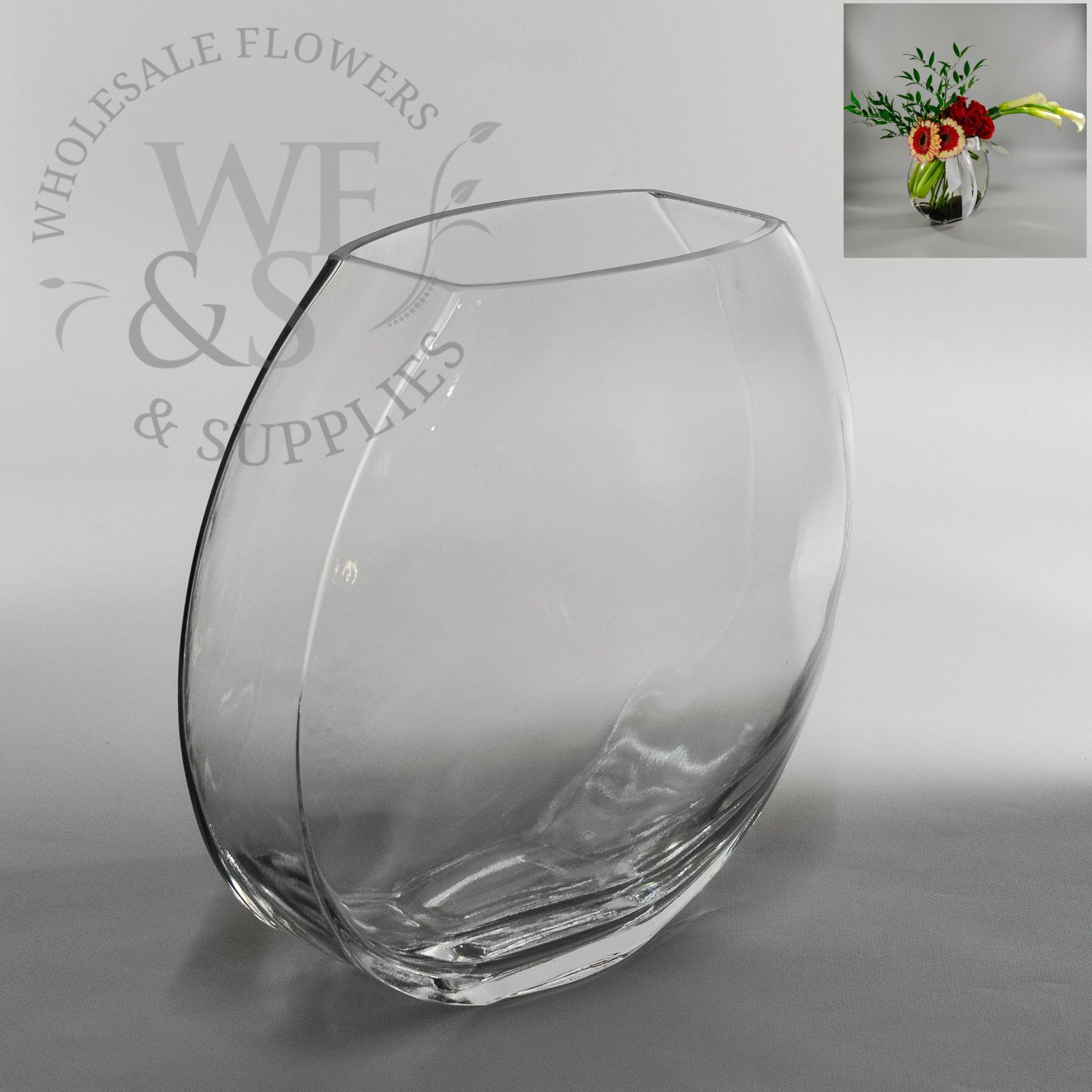 Flat sided fish bowl 9 tall bowls and fish flat sided fish bowl 9 tall wholesaleflowersandsupplies glass vases reviewsmspy
