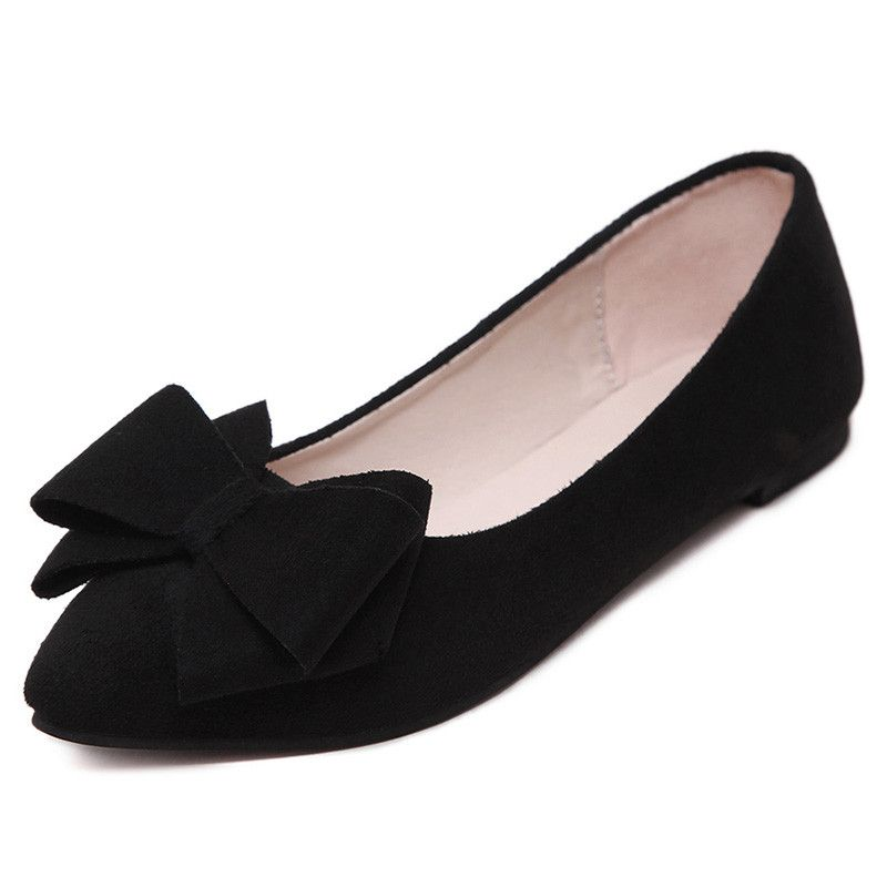 622be8dfb40138 Shoes 2016 · Shallow · Women s Pointed Bow Flats  gifts  love  live   shopping  sale  online