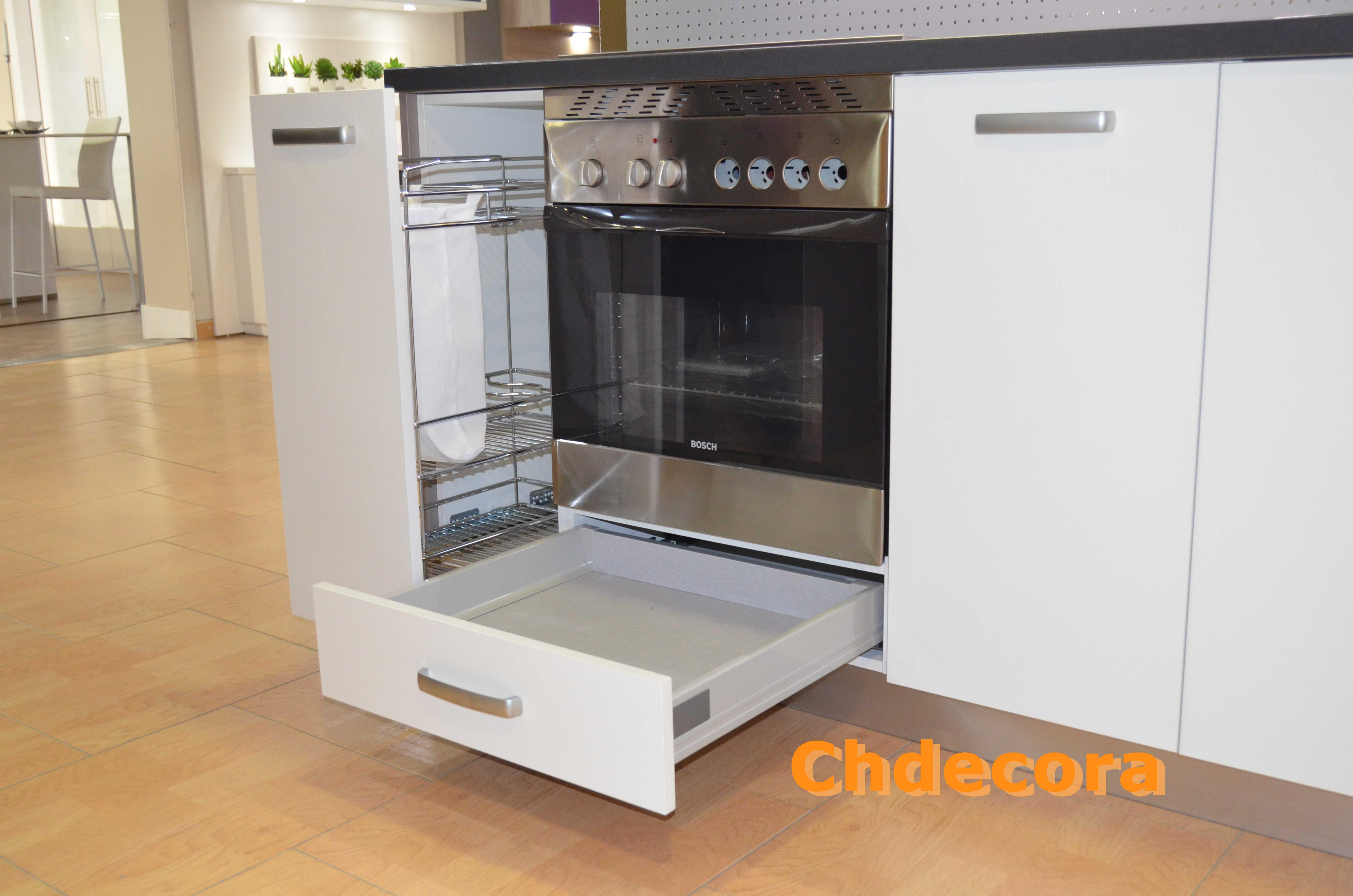 puertas y cocinas en madrid. Parte baja de muebles de cocina ...