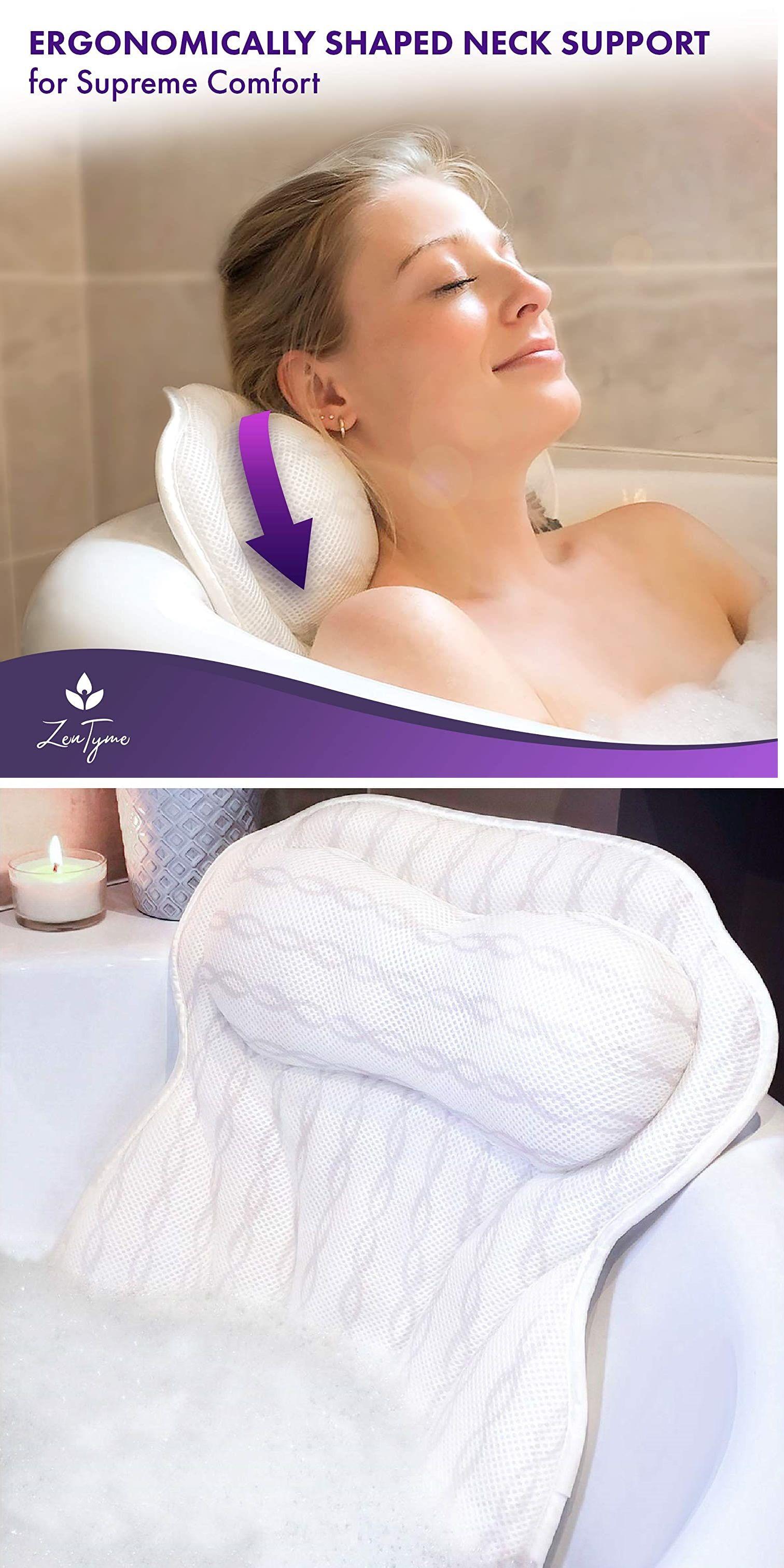 luxury bath pillow bath pillows