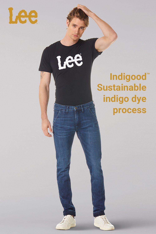 Lee Tailored Luke Pantalones para Hombre