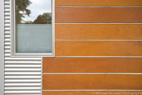 Marine Grade Plywood For Exterior Panels Livemodern Your Best Modern Home Siding