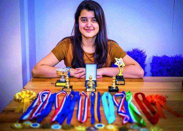 11-летняя британка «победила» Эйнштейна, получив высший балл в IQ-тесте / vlasti.net