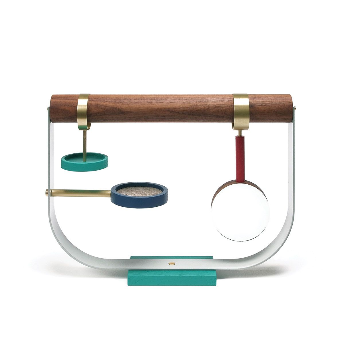 Arbor jewelry stand via Goodmoods
