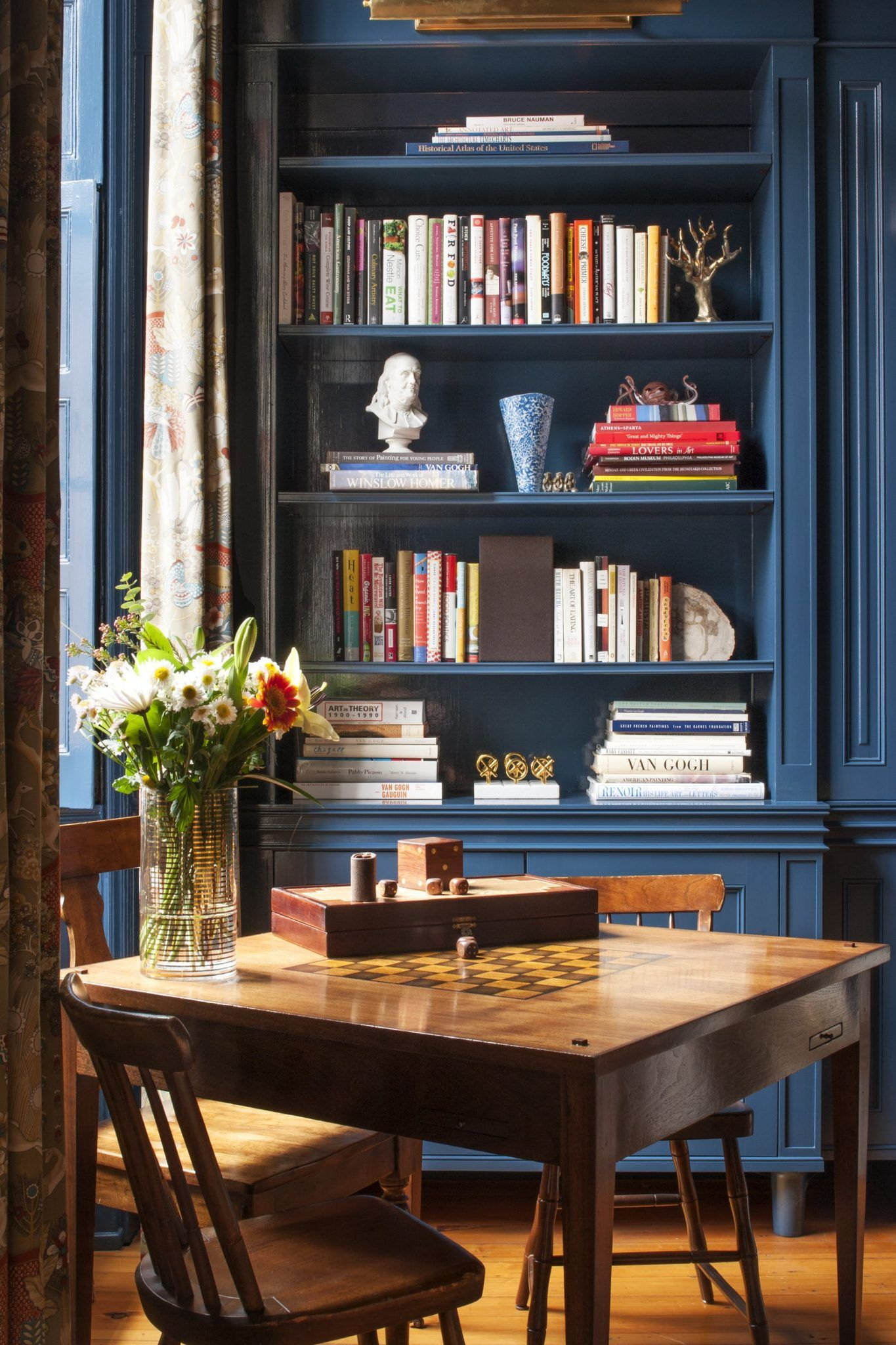 Pantone Color Of The Year 2020 Classic Blue In Interior Design