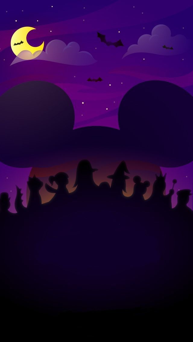 Disney Phone Wallpaper Wallpaper Fondos De Halloween