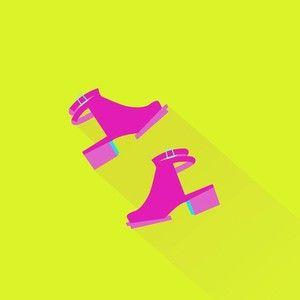 Shoes  ClosetCollabo.ca —  Valentine's Day Promo Illustration