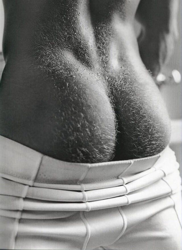 Men hairy ass tumblr