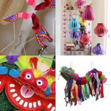 Chinese new year 2015 crafts google search school for Dragon crafts pinterest