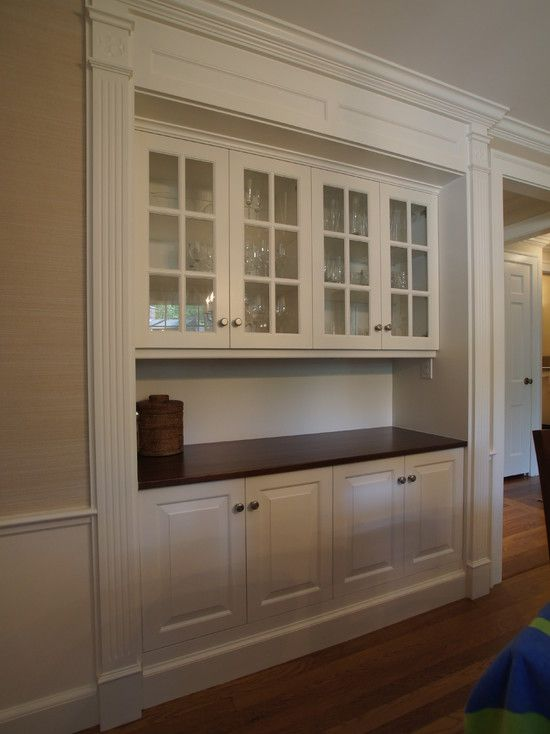 Captivating Dining Room Hutch Design, Pictures, Remodel, Decor And Ideas   Page 7