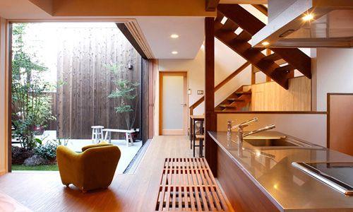 cocinas japonesas modernas japanese modern kitchens diseño tradicional de casa japonesa on kitchen interior japan id=45073