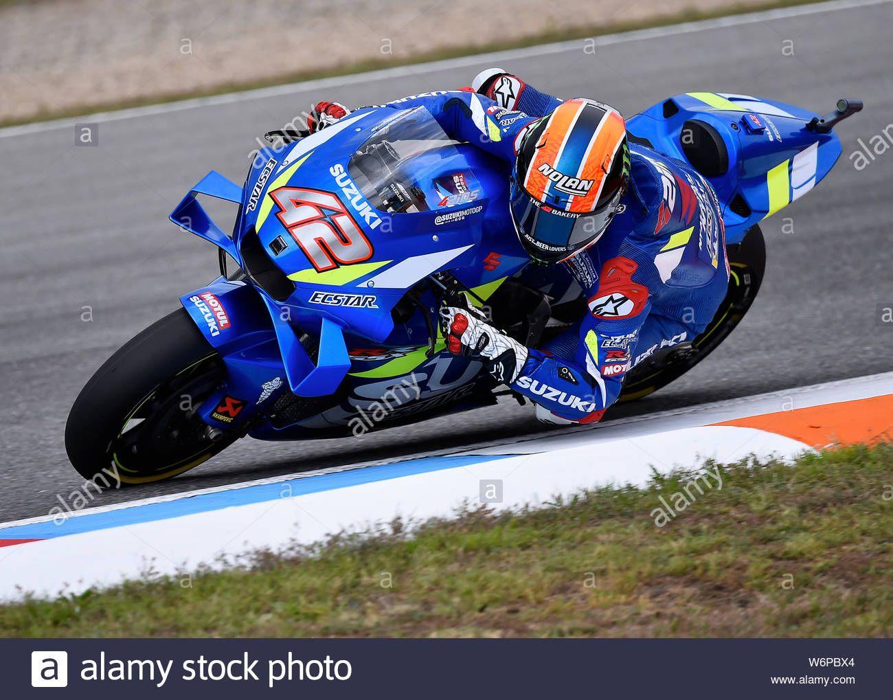 Download This Stock Image Brno Czech Republic 02nd Aug 2019 Spanish Motogp Rider Alex Rins During The Czech Grand Prix Moto Gp Trai Motogp Brno Grand Prix