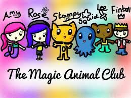 Image result for the magic animal club