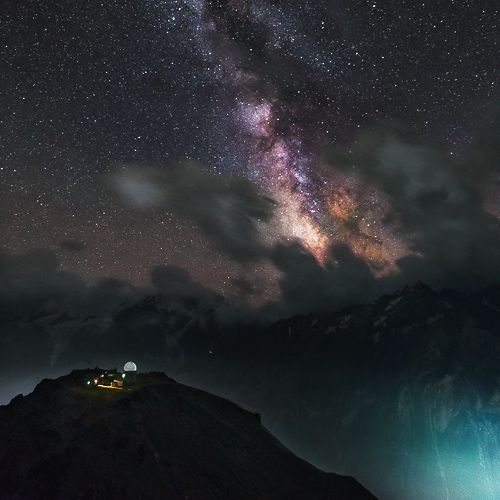 The World of Boris Dmitriev Photography - Nightscapes gallery