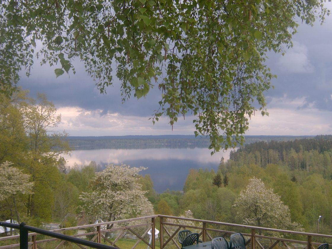 Lake Sodra Wixen Paradis Eksjo