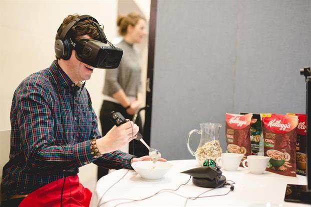 Ya podemos desayunar con Cleopatra gracias a la VR