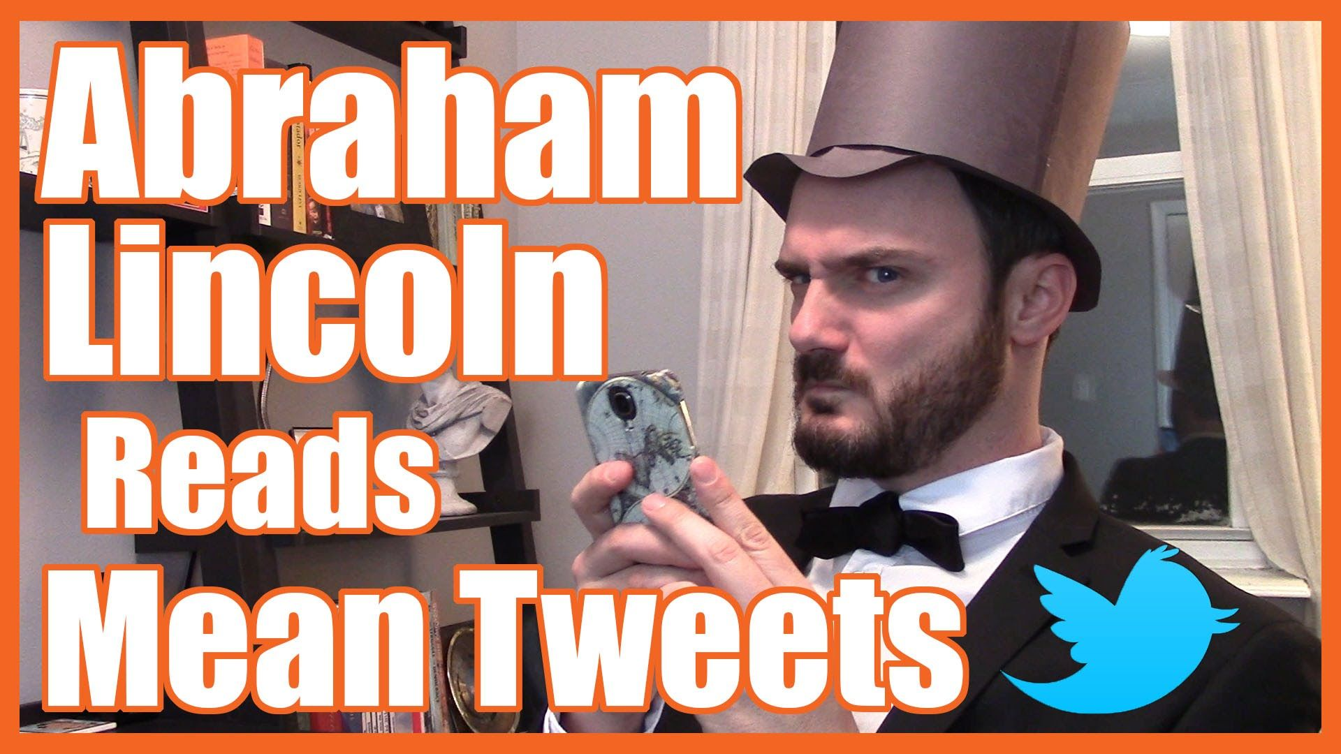President Abraham Lincoln Guest Hosts This Week Instead