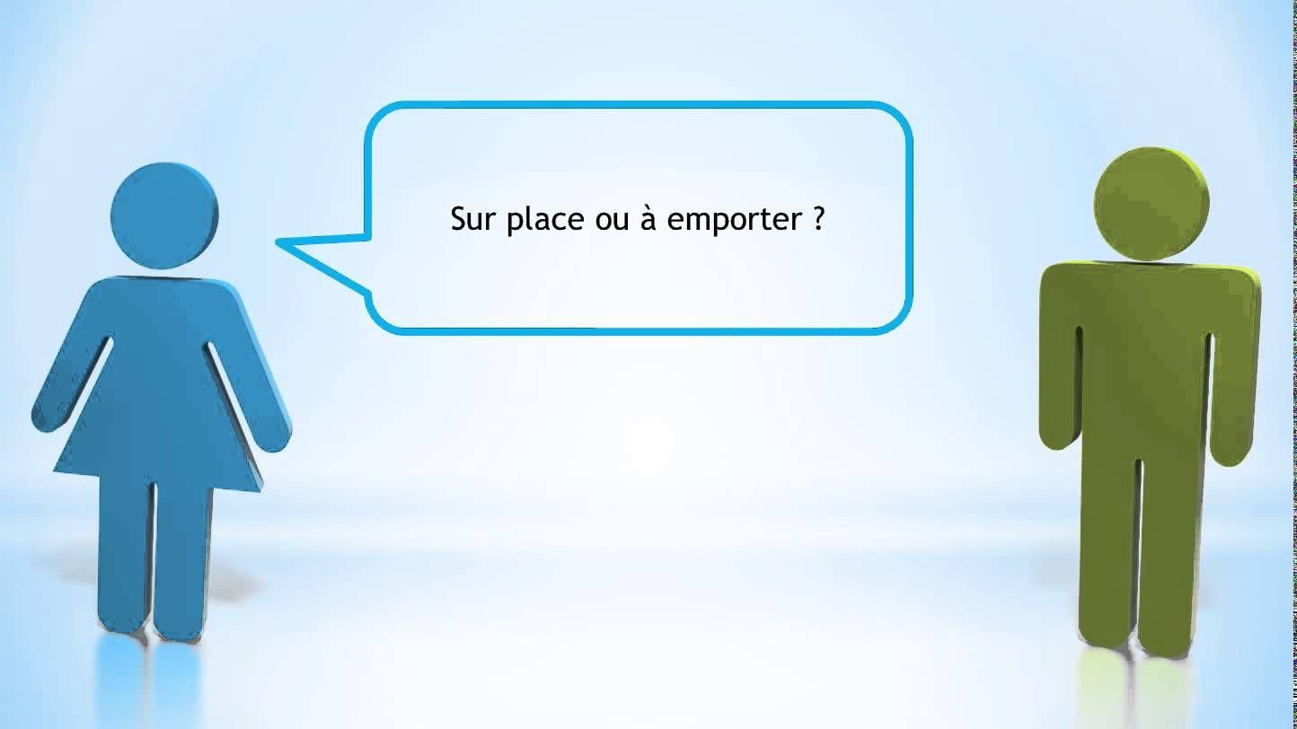 French Dialogues Acheter Un Hamburger