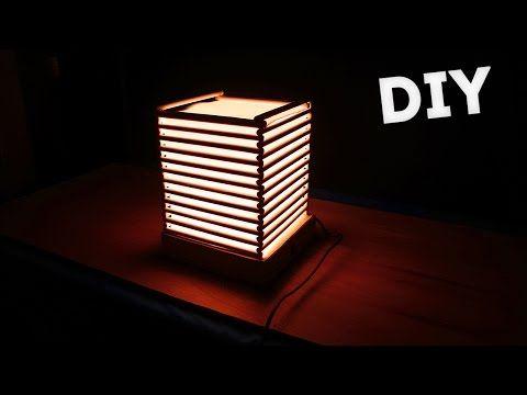 Como Fazer Um Abajur Com Papel Youtube Lanternas De Papel Diy