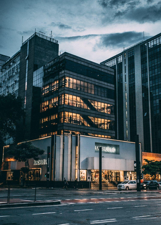 Premises Liability Amazing Buildings High Rise Building White Sky