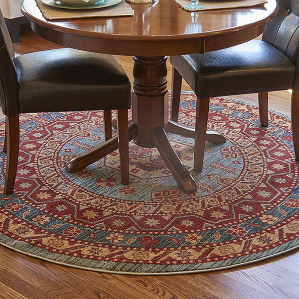 Our Round Rugs Range From 3 Feet To 11 Ft Offering 360