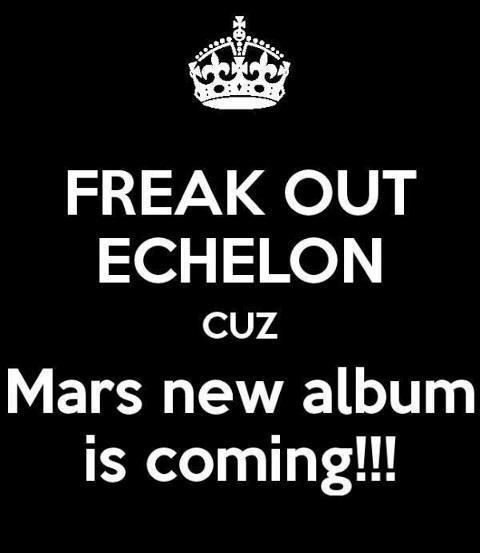 freak out Echelon...