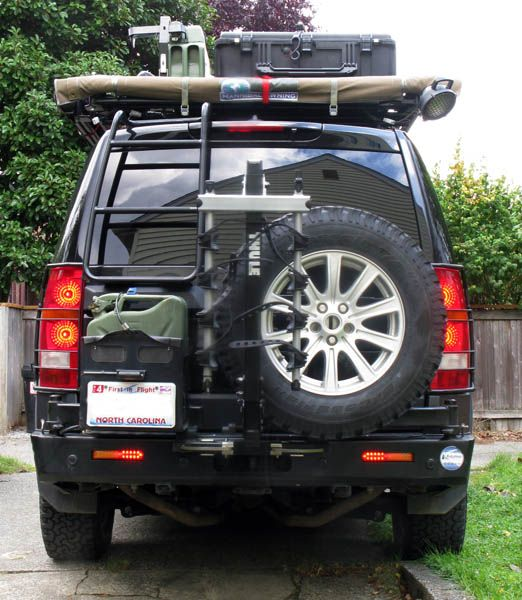 2012 Land Rover Discovery 4 For Sale: 2007 LR3 HSE, Black/tan, Many Mods For Camping And