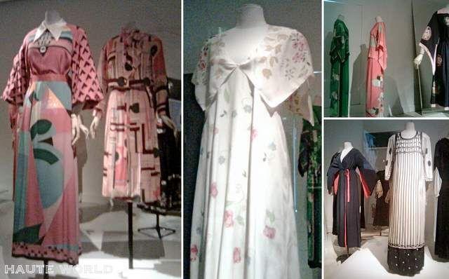A la vista de estos cambios, el cuerpo continuaba siendo  concebido en forma de un vestido.