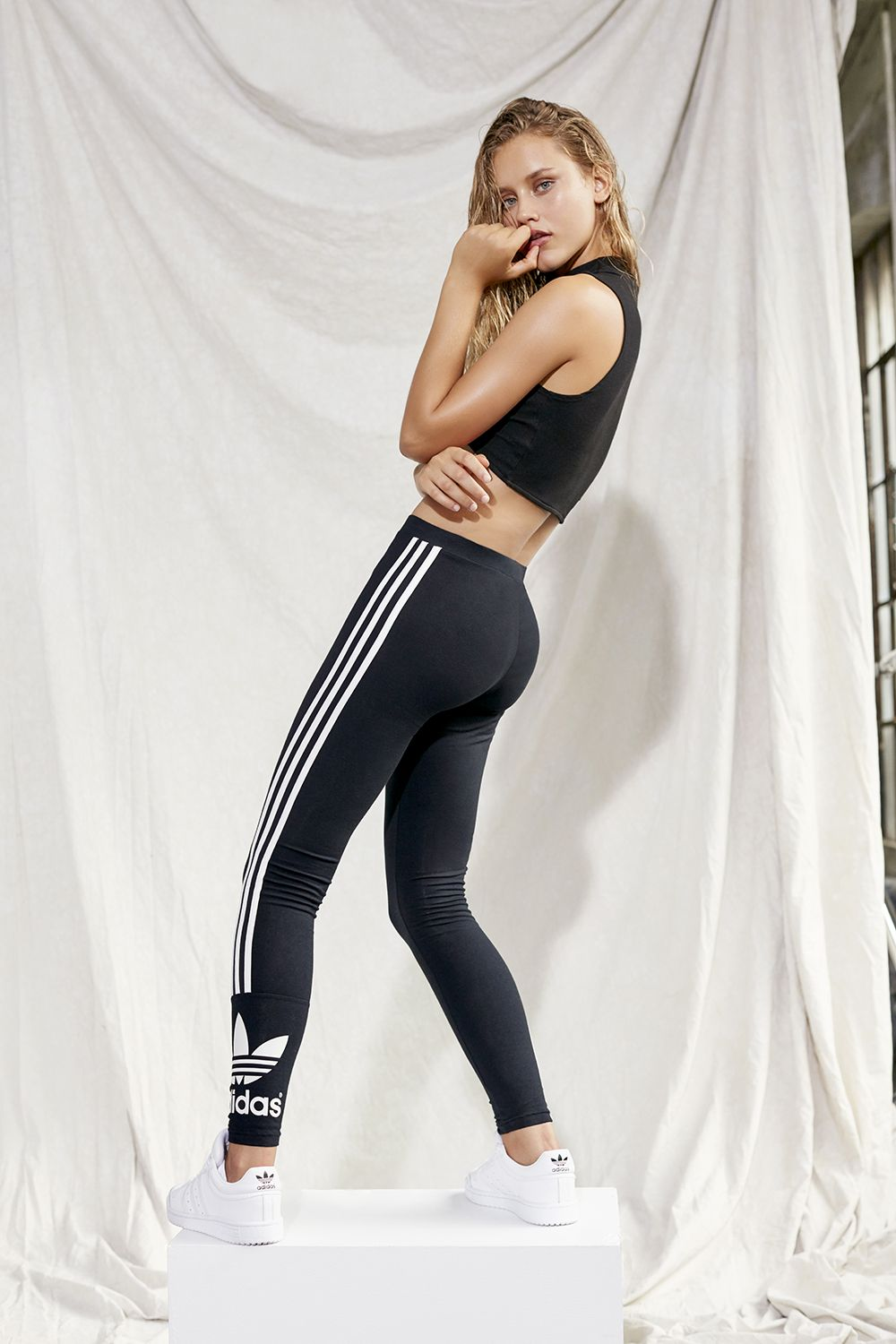 adidas Originals 3 Stripe Legging | My Board | Adidas ...