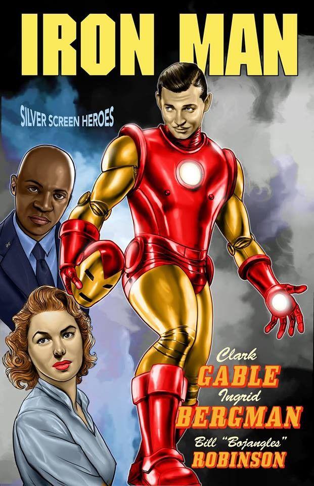 Homem de Ferro (Foto: Ilustração de Joe Phillips)