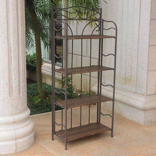 International Caravan 4121 Abn Valencia 4 Tier 24 Inch Wide Plant