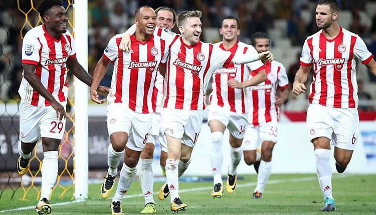 Results of the 5th match day of the Greek Super league