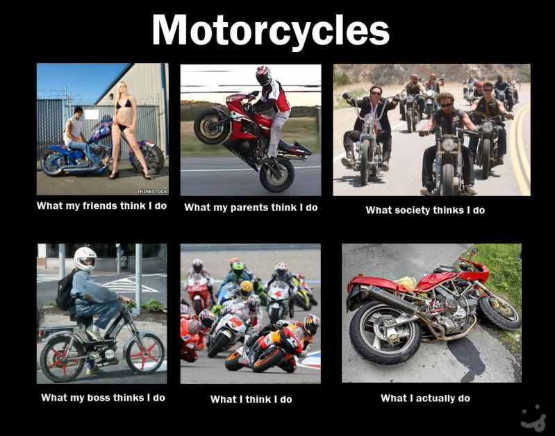 a8c1a70d716a043226c6017508f21f5f motorcycle memes made a motorcycle meme, so enjoy humor