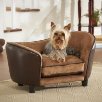 Enchanted Home Pet Snuggle Bed Pebble Dog Bed - 1800PetSupplies.com
