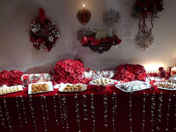 Christmas Buffet Table Decoration Ideas Photo Al Patiofurn & Christmas Party Buffet | Party Buffet Tables | Pinterest | Party buffet