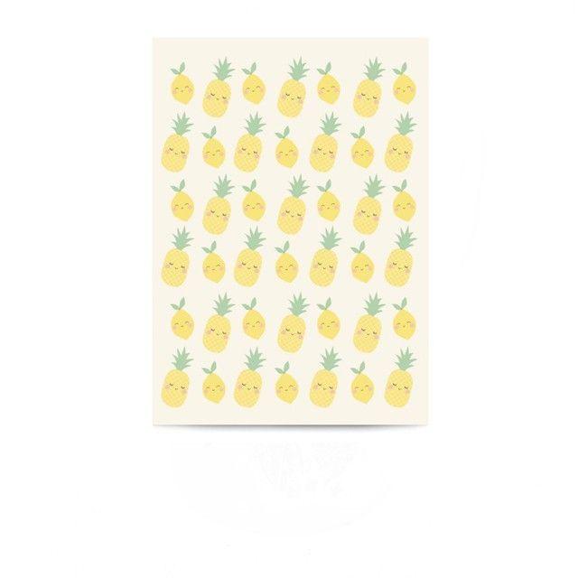 <p>Petit carnet Ananas avec une jolie couverture aux motifs d'ananas stylisés, pour trouver l'inspriration, noter ses bonnes idées ou ses projets, 48 pages blanches, design Zü, fabriqué en France. Pour offrir ou pour ne plus oublier ses bonnes idées . On aime son petit format facile à transporter et son graphisme !</p>