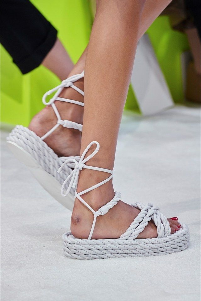 Scarpe moda Primavera Estate 2020: modelli must have