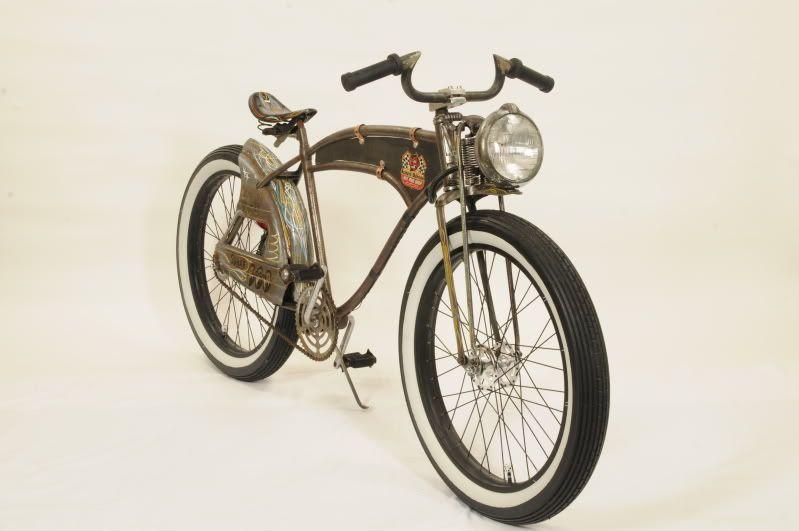 Pin By Brent Baran On Baran Bikes Rat Rod Bike Bike Rat Rod