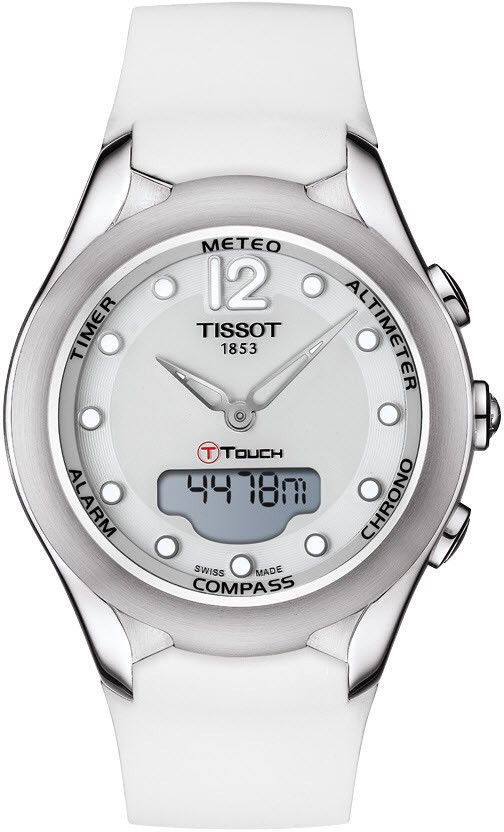 Tissot T Touch Lady Solar Tissot T Touch Tissot Watches