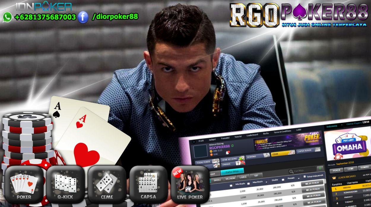 #rgopoker88 #diorpoker88 #diorwin #pokeronline #