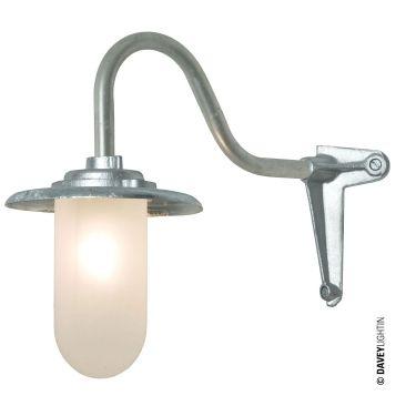 7677 Exterior Bracket Light Corner Fork by Davey Lighting