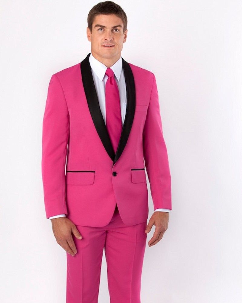 Click To New Design Mens Suits Groom Tuxedos Groomsmen Wedding Party
